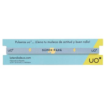 UO Pulsera Super Papá