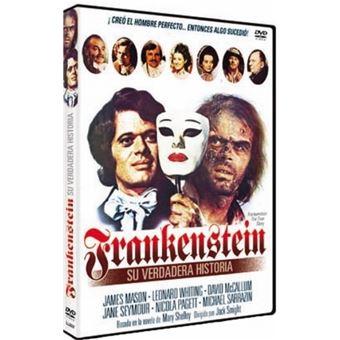 Frankenstein. Su verdadera historia - DVD