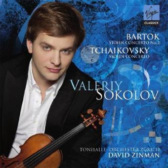 Tchaikovsky, Bartok: Violín Concerto