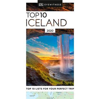 DK Eyewitness Travel Guide - Top 10 - Iceland