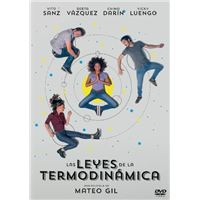Las leyes de la termodinámica - DVD
