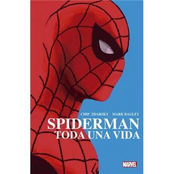 100% Marvel HC. Spiderman: Toda una vida