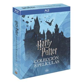Harry Potter - La colección completa - Blu-Ray