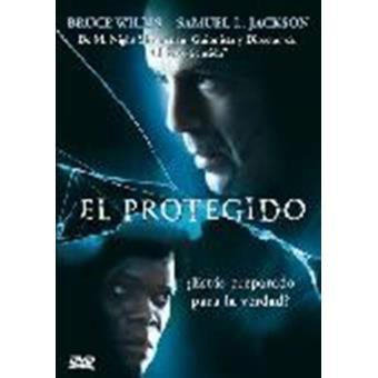 El protegido - DVD