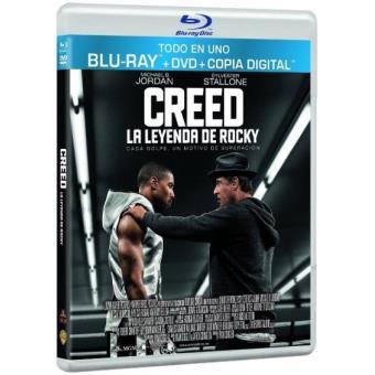 Cre Ed La leyenda de Rocky - Blu-Ray + DVD