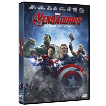 Vengadores: La Era de Ultrón - DVD