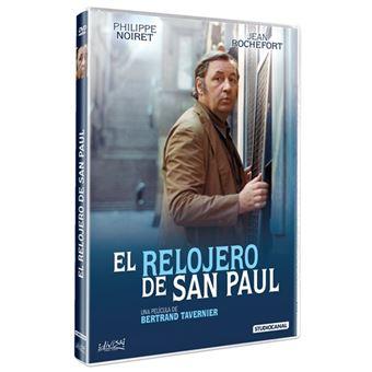El relojero de San Paul - DVD