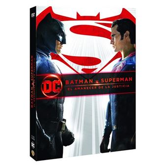 Batman V Superman  Ed 2018 - DVD