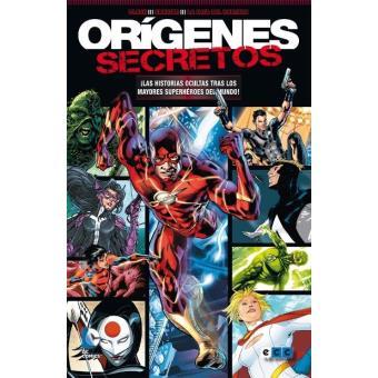 Orígenes Secretos: Flash/Grayson/La Cosa del Pantano