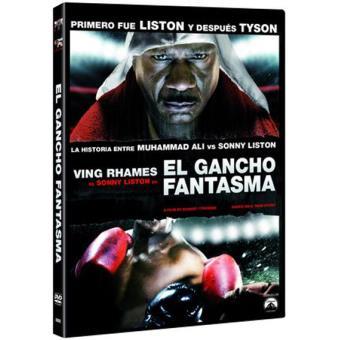 El gancho fantasma - DVD