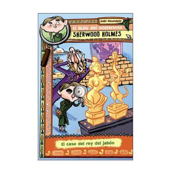 El Blog del Misterioso Sherwood Holmes 2: El caso del rey del jabón