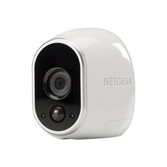 Netgear Arlo VMS3130-100EUS - Sistema inteligente de video-vigilancia diurno/nocturno HD
