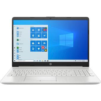 Portátil HP Laptop 15-dw1026ns Intel i5-10210U/8/512/W10 15,6''
