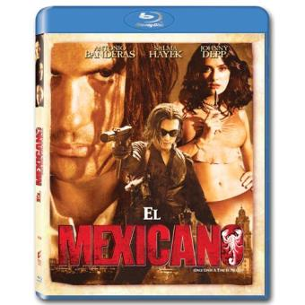 El mexicano - Once Upon A Time In Mexico - Blu-Ray