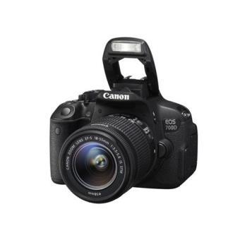 Canon EOS 700D +EF-S 18-55mm f/3.5-5.6 IS STM Cámara Réflex