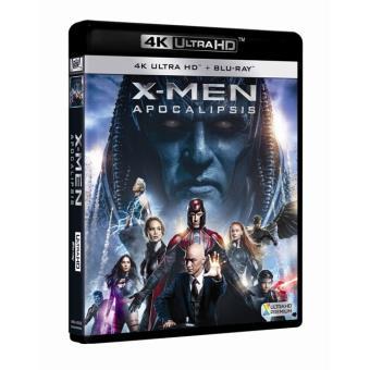 X-Men Apocalipsis - UHD + Blu-Ray
