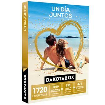 Caja Regalo Dakotabox - Un día juntos