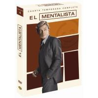 El mentalista  Temporada 4 - DVD