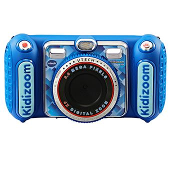 Cámara KidiZoom Duo DX 10 en 1 azul
