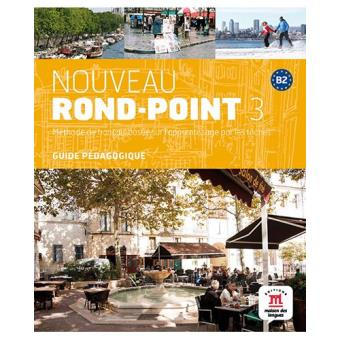 Nouveau Rond-Point 3 - Libro del alumno - Nivel B2