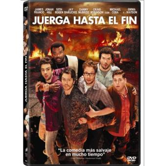 Juerga hasta el fin - DVD