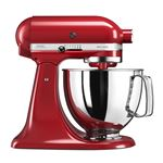 Robot de cocina Kitchenaid Artisan Rojo