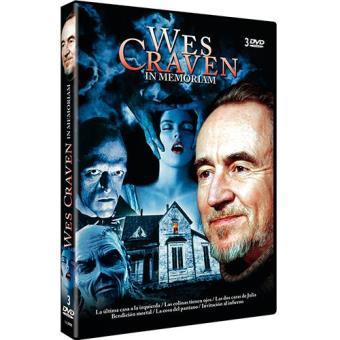 Pack Wes Craven In Memoriam - DVD