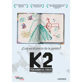 K2. Tocando el cielo - DVD