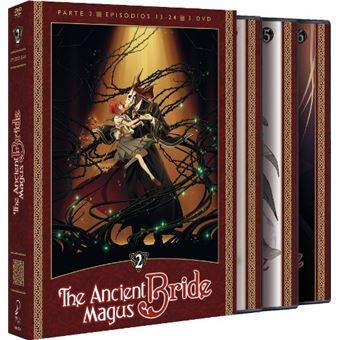 The Ancient Magus Bride - Parte 2 - DVD