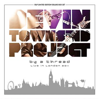 Box Set By a Thread - Live in London 2011 - 10 vinilos