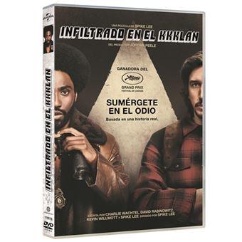 Infiltrado en el KKKlan - DVD