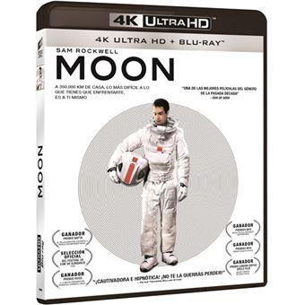 Moon - UHD + Blu-Ray