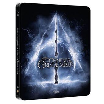 Animales fantásticos 2: Los crímenes de Grindelwald - Steelbook Blu-Ray