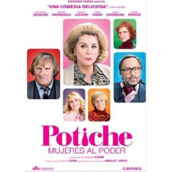 Potiche, mujeres al poder - DVD