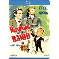Historias de la radio - Blu-Ray