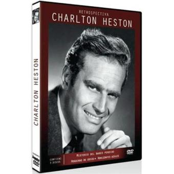 Pack Charlton Heston: Retrospectiva - DVD
