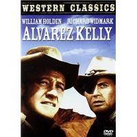 Alvarez Kelly - DVD