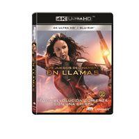 Los juegos del hambre: En llamas - UHD + Blu-Ray