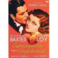 Estrictamente confidencial - DVD