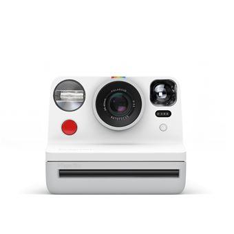 Cámara instantánea Polaroid Now Blanco