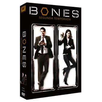 Bones - Temporada 2 - DVD