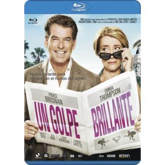 Un golpe brillante - Blu-Ray