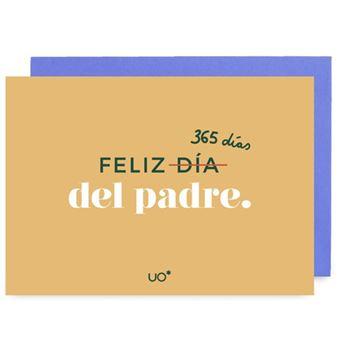 UO Postal - Feliz Día del padre