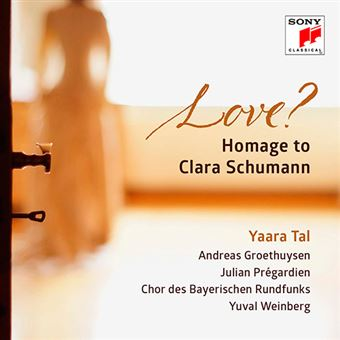 Love? Homage to Clara. Schumann