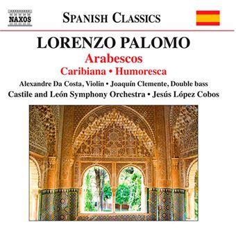 Lorenzo Palomo - Arabescos / Caribiana / Humoresca