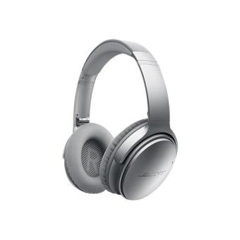 Auriculares Noise Cancelling Bose QuietComfort 35 Plata