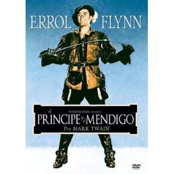 El príncipe y el mendigo - DVD