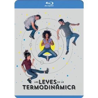 Las leyes de la termodinámica - Blu-Ray
