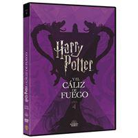 Harry Potter y el cáliz de fuego - DVD