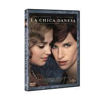 La chica danesa - DVD